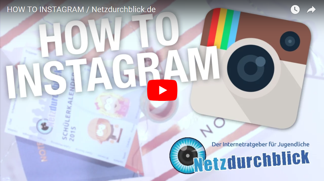 How to Instagram